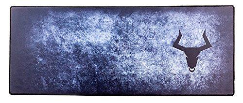 Itek TAURUS F1 XXL Mouse Pad da Gaming, Materiale Antiscivolo, 900 x 360 mm