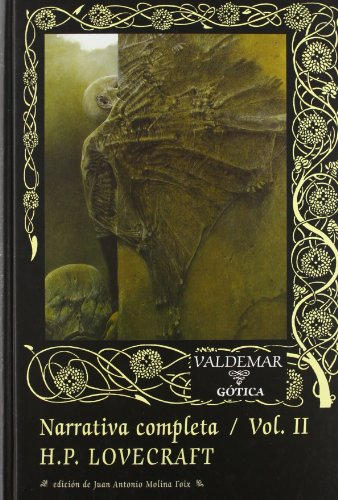 Narrativa completa (Vol. II): 63 (Gótica)