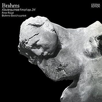 Brahms: Klavierquintett, Op. 34