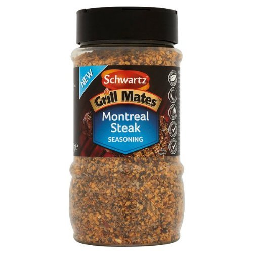 Schwartz Grill Mates Montreal Steak Seasoning - 370gm