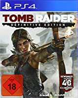 Tomb Raider: Definitive Edition - Standard Edition - [PlayStation 4] - Imported
