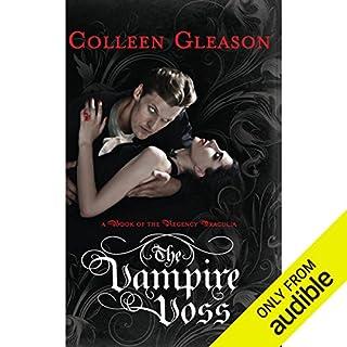 The Vampire Voss audiobook cover art