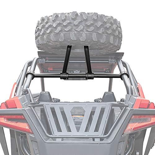 kemimoto RZR PRO XP Spare Tire Carrier, Heavy Duty Spare Tire Mount Holder Rack Compatible with 2020 2021 Polaris RZR PRO XP / 4
