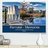 Remstal Memories (Premium, hochwertiger DIN A2 Wandkalender 2022, Kunstdruck in Hochglanz): Monumente und Skulpturen der Remstal - Gartenschau (Monatskalender, 14 Seiten )