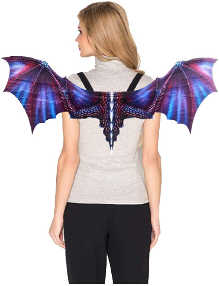 Himine Adult Non-Woven Dragon Wings Cosplay Props