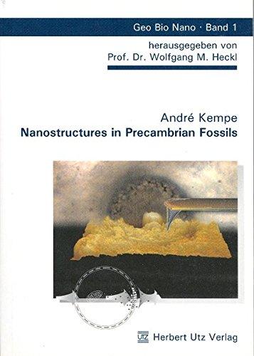 Entwicklung einer neuen Präparationsmethode und Untersuchung verkieselter Mikrofossilien des Präkambriums mit Hilfe der Rasterkraft- und Elektronenmikroskopie (Geo Bio Nano)