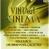 Vintage Cinema by Erich Kunzel/Cincinnati Pops Orch. (2008-10-28)