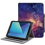 Fintie Funda para Samsung Galaxy Tab S3 9.7' - [Protección de Esquina] [Multiángulo] Carcasa con Bolsillo Función de Soporte y Auto-Reposo/Activación para Modelo SM-T820/T825, Galaxia