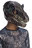 Rubies Jurassic World Fallen Kingdom Baryonyx Movable Jaw Child Mask Costume Accessory