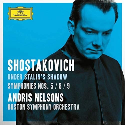 Sinfonie N. 5, 8 E 9 (Hamlet Suite)(2016)(Under Stalin'S Shadow...)