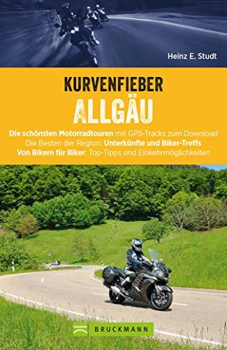 Kurvenfieber Allgäu: Die schönsten Motorradtouren mit GPS-Tracks