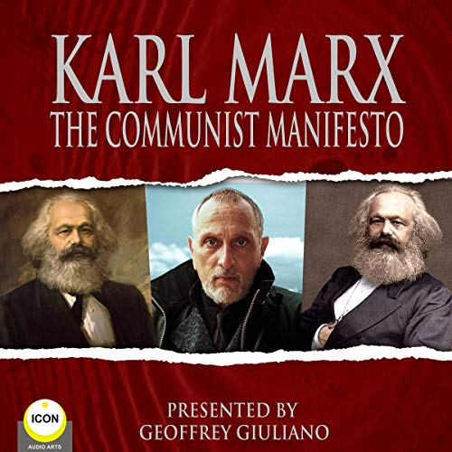 Karl Marx - The Communist Manifesto cover art