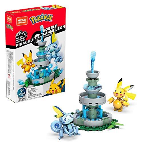 mega construx pokemon raichu fabricante Mega Construx