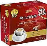 ★【さらにクーポンで50%OFF】UCC 職人の珈琲 ドリップコーヒー あまい香りのモカブレンド 50杯 350gが特価!