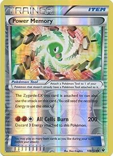 power memory pokemon card