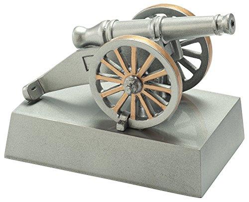 Torjäger-Kanone (Resin-Figur) mit Ihrem Wunschtext graviert