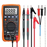 Neoteck Multimeter 4000 Counts Auto Manual Ranging Digital Multimeter...