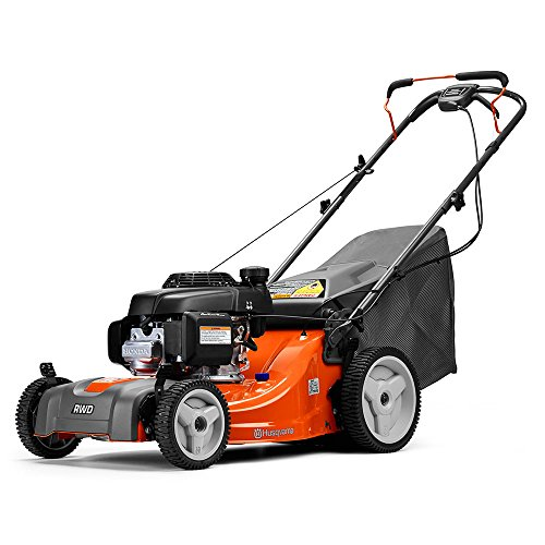 Husqvarna LC221RH, 21 in. 160cc Honda Walk Behind Self-Propelled Mower