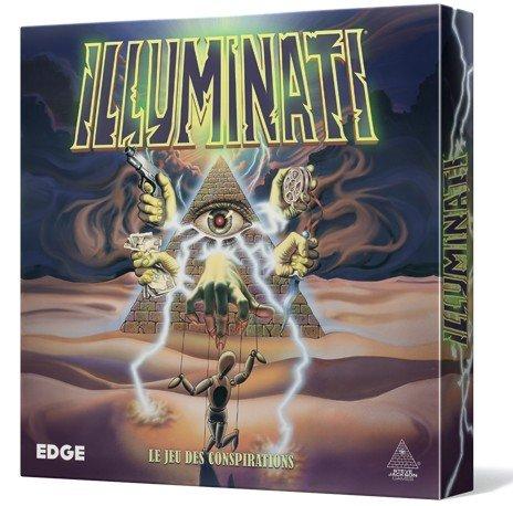 Ubik -Illuminati Version Française