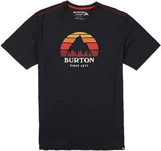 Burton ralleye a Maniche Corte T-Shirt