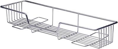 収納バスケットラック壁掛けホームオーガナイザーステンレス鋼実用的な多機能吊り浴室ホルダー
