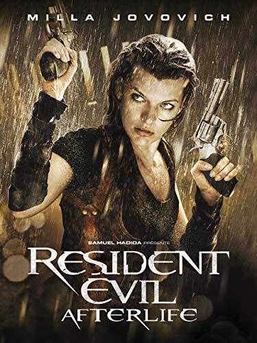 petit un compact Resident Evil: la vie après la mort