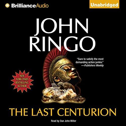 『The Last Centurion』のカバーアート