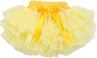 yellow baby tutu dress