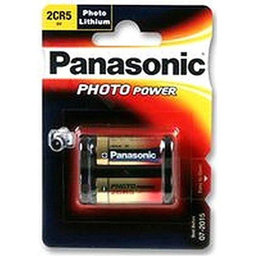 Batterie 2CR5 6 V Batterien nicht-wiederaufladbaren LITHIUM PHOTO
