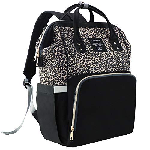 Diaper Bag Backpack, Diaper Bags for Baby Boy Girl, Diaper Backpack for Mom Dad