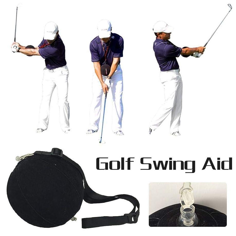 ビデオ油勤勉Topaty ゴルフインテリジェントインパクトボール - 姿勢矯正トレーニング用品 ゴルフスイングトレーナー補助補助