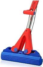 Mop,Mop Microfiber Floor Telescopic Mop PVA Sponge Mop with Super Absorbent Sponge Head Cleaning Tools