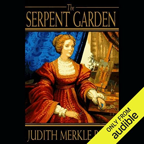The Serpent Garden audiobook cover art