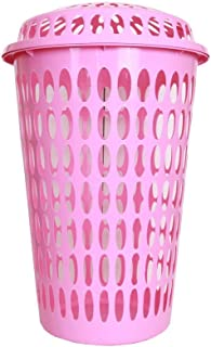 Princeware Plastic Laundry Basket for Cloth 30L