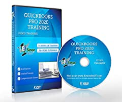 PERFECT FOR BEGINNERS. This QuickBooks DVD is a comprehensive video training course aimed at taking you from no QuickBooks experience to expert. Ideal for complete beginners or intermediate learners. Master QuickBooks 2020 Pro Desktop. OVER 8 HOURS O...