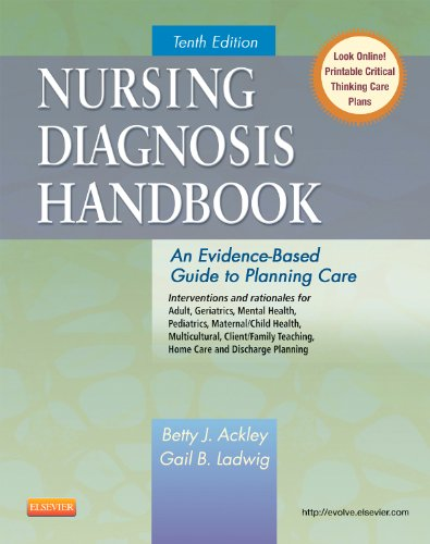 Image OfNursing Diagnosis Handbook: An Evidence-Based Guide To Planning Care