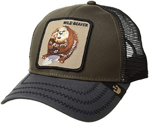 Goorin Bros Trucker Cap Black Panther...