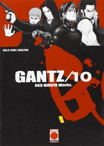 GANTZ 10 (COMIC)