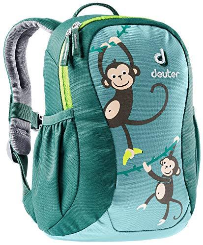 Deuter Children's Pico Dustblue-Alpine Green Children's Backpack, One Size