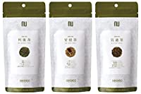 漢茶 リラックス ティータイムセット (3g×12包 3袋) 利楽茶 安経茶 気通茶 ティーバッグ 健康茶 薬日本堂
