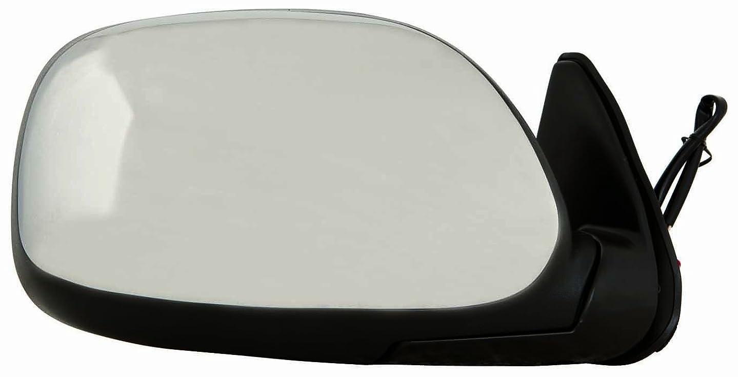 Depo 312-5409R3ECH Chrome Passenger Side Power Heated Mirror