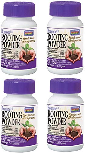 Bonide 925 Bontone Rooting Powder, 1.25-Ounce, Pack of 4