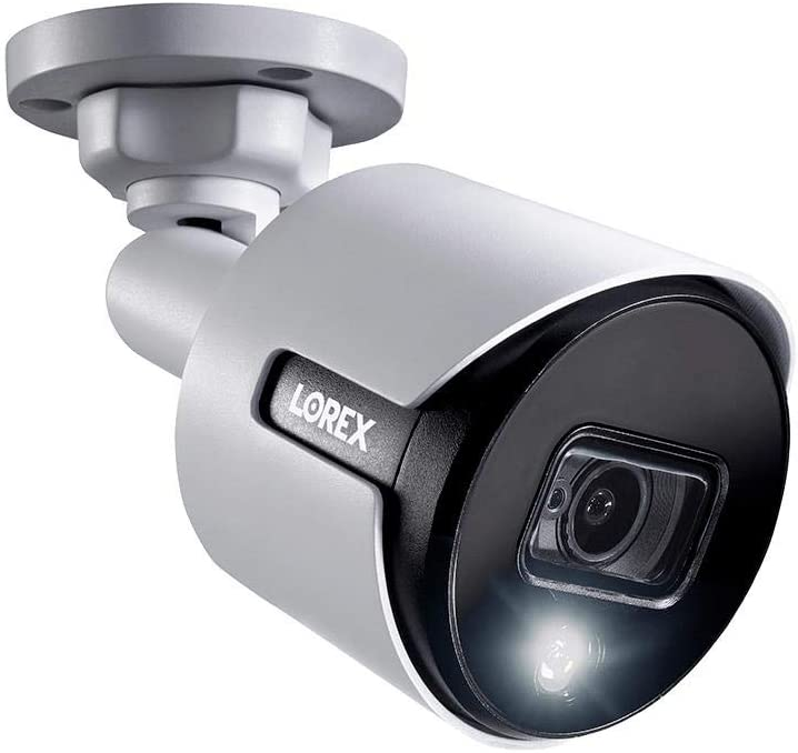 Lorex C581DA Boston Mall 5MP Seattle Mall HD Active Camera Deterrence Security Works with