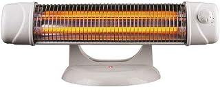 Global Calefactor halogeno para baño | Estufa halogena | Calefactor halogeno | Estufa baño (Potencia, 600-1200W)
