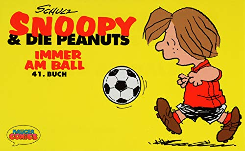Snoopy & die Peanuts, Bd.41, Immer am Ball