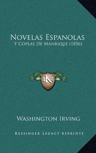 Download Novelas Espanolas: Y Coplas de Manrique (1856) 1167762118