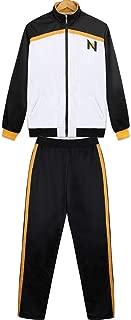 Anime Re Life in a Different World from Zero Natsuki Subaru Cosplay Costume Sport Uniform Jacket