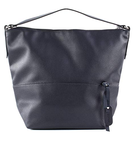 ESPRIT Damen Handtasche Tasche Henkeltasche Faith hobo Blau 079EA1O002-400