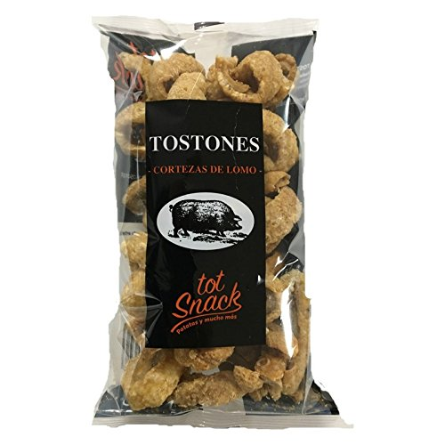 Tot Snack Cortezas de Lomo de Cerdo - 170 gr