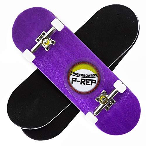 P-REP Starter Complete Wooden Fingerboard 30mm (Purple)